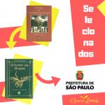 Seleção de livros para SP!