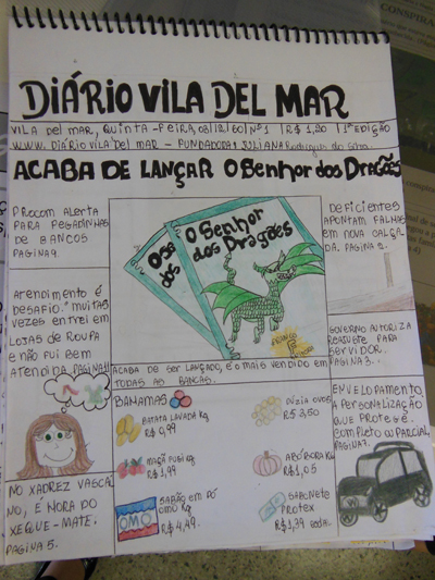 Escola Municipal Marlene Barros (MG)