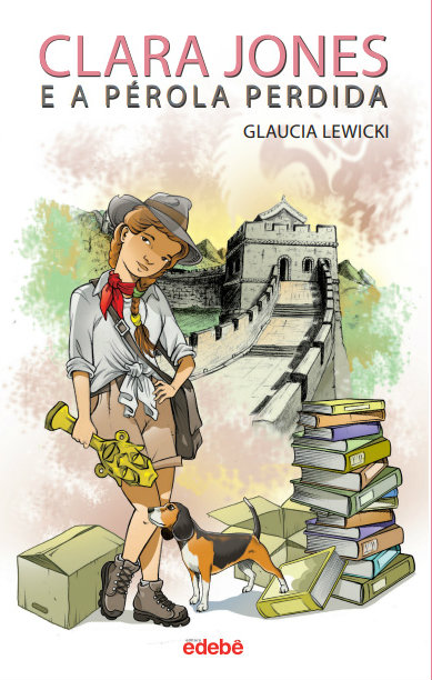 Clara Jones e a perola perdida