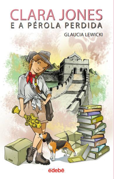 Clara Jones e a Pérola Perdida